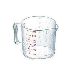 イノマタ化学 計量カップ 300ml|petslove