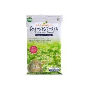 ボディシャンプータオル カモミールの香り|petslove