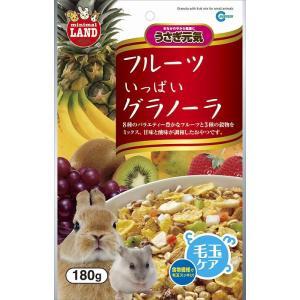 フルーツいっぱいグラノーラ180gの関連商品1