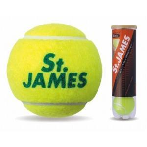 DUNLOP(ダンロップ) ソフトテニス St.JAMES(セント・ジェームス) 4個入り|petslove