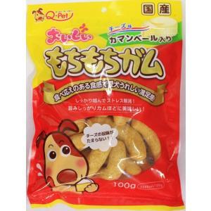ペット おやつ 犬おやつ ガム おいしいもちもちガムチーズ100g|petslove