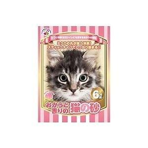 新 おからと香りの猫の砂 6L|petslove