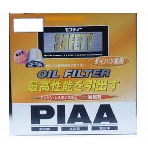 PIAA (ピア) オイルフィルター SAFETY  PD2|petslove