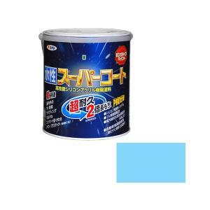 水性スーパーコート1.6L水色|petslove