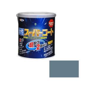水性スーパーコート1.6Lブルーグレー|petslove