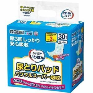 エルモア いちばん 尿とりパッド パワフルスーパー吸収 (30枚入り )|petslove