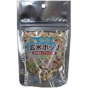 自然派 玄米ポップ 4g|petslove