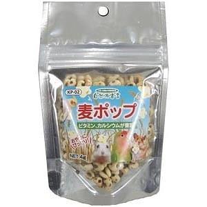 自然派 麦ポップ 4g|petslove