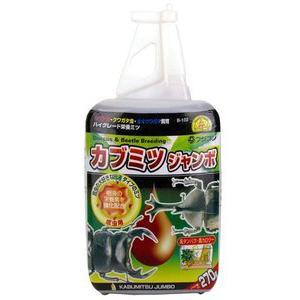 【昆虫用 密】フジコンB102カブミツジャンボ270g petslove