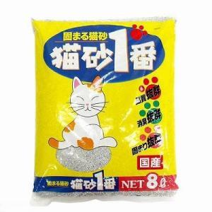 クニミネ 猫砂一番 8L|petslove
