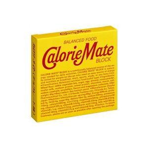 カロリーメイト ブロック チョコレート味 4本入(80g)