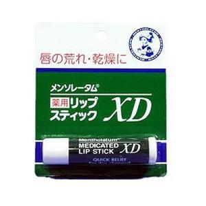 メンソレータム 薬用リップスティック XD ( 4g )