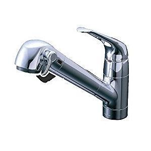 LIXIL(リクシル)INAX ワンホール浄水器内蔵キッチン水栓 RJF−771Y|petslove