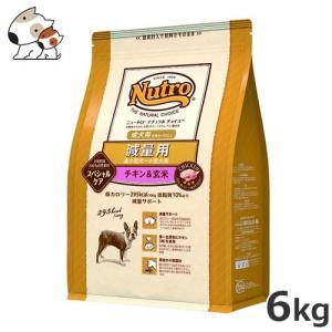 ☆ニュートロ ナチュラルチョイス スペシャルケア 減量用 超小型犬〜小型犬用 成犬用チキン&玄米 6kg