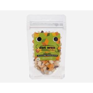 犬 おやつ ドットわん フリーズドライ 野菜 カボチャ サツマイモ 10g|petspa