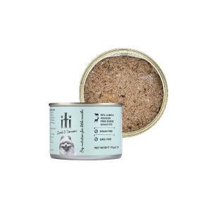ドッグフード 缶詰 鹿肉 穀物不使用 グレインフリー iti(イティ) ドッグ ラム&ベニソン缶 175g ペットフード|petspa