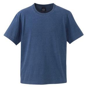 Tシャツ メンズ レディース 半袖 無地 デニム 青 ブルー s m l xl 2l 大きいサイズ 丈夫 トップス ユニセックス 綿100% ジュニア スポーツ キッズ おしゃれ 綿|petstore