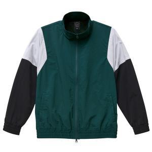 ジャケット メンズ レディース 緑 グリーン m l xl 2l トラックジャケット ブルゾン ジャンパー 上着 シンプル スポーツ トップス 部屋着 アウター ナイロン 軽|petstore