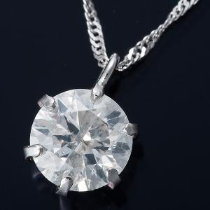 <title>新色追加して再販 K18WG 0.5ctダイヤモンドペンダント ネックレス スクリューチェーン</title>