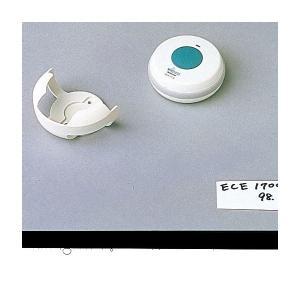 【商品名】 パナソニック 視聴覚補助・通報装置 ワイヤレス浴室コール発信器 ECE1704P 【ジャ...