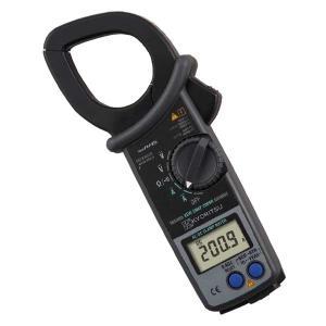 共立電気計器 超人気 キュースナップ AC 信託 DC電流測定用クランプメータ 2009R〔代引不可〕