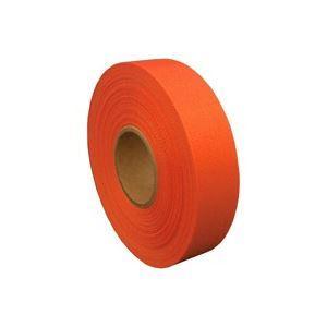【商品名】 (業務用200セット) ジョインテックス カラーリボンオレンジ 12mm*25m B81...