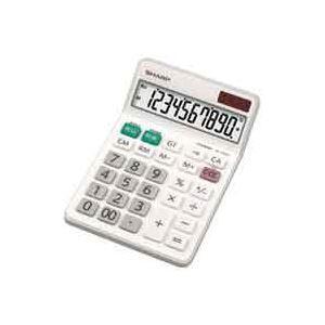 <title>舗 業務用40セット シャープ SHARP 電卓 10桁 EL-N431X</title>