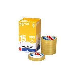 業務用20セット ニチバン セロテープ Lパック 15mm×35m 好評 12巻 即納送料無料! LP-15
