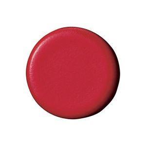 業務用100セット ジョインテックス セール特別価格 強力カラーマグネット 塗装18mm 10個 赤 B272J-R 在庫あり