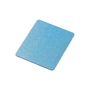 【商品名】 (業務用50セット) エレコム ELECOM マウスパッド ブルー MP-113BU 【...