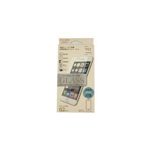 <title>まとめ E-SELECT iPhone6 6S用保護ガラスフィルム 厚み0.2ミリ 日本製ガラス ※アウトレット品 ES-I6GLS02CL〔×3セット〕</title>