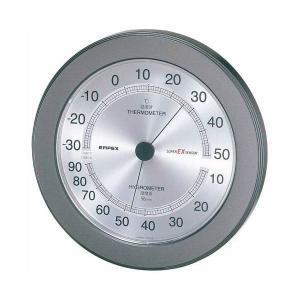 <title>まとめ EMPEX 温度 湿度計 スーパーEX高品質 壁掛用 EX-2737 メタリックグレー〔×2セット〕 世界の人気ブランド</title>