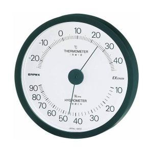 <title>まとめ EMPEX 温度 湿度計 エクシード 壁掛用 TM-2302 新品 送料無料 ブラック〔×3セット〕</title>