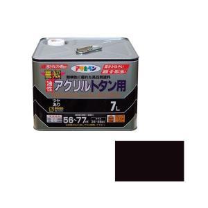 【商品名】 アサヒペン AP 高級アクリルトタン用 7L 新茶