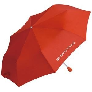 PB SWISS TOOLS 売却 折畳み傘 正規取扱店 レッド 2710KNIRPS-RE