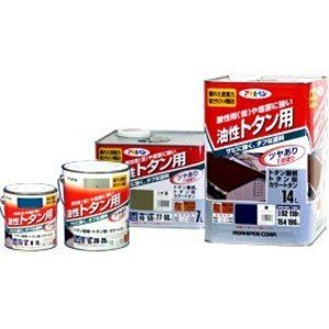 【商品名】 トタン用 新茶 14L 【ジャンル・特徴】 屋根、とい、ひさし、下見板、へいなどのトタン...