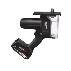 卓出 Panasonic パナソニック ランキングTOP10 EZ45A3LF1F-B 黒 充電角穴カッター 14.4V2.0Ah