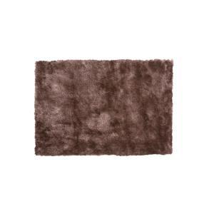 <title>シャギーラグマット 絨毯 〔90cm×130cm ブラウン〕 長方形 『4年保証』 裏面滑り止め加工 RG-22BR</title>