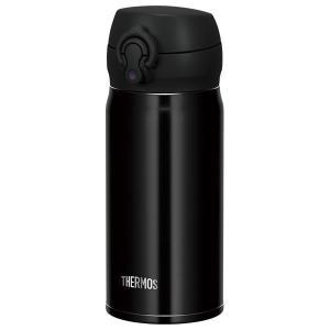 【商品名】 【THERMOS サーモス】 水筒 真空断熱ケータイマグボトル 【ジェットブラック】 3...