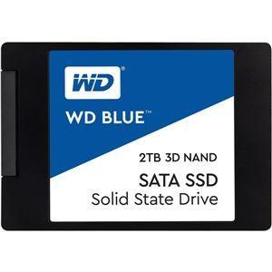 WESTERN DIGITAL SSD WD 2020新作 Blue 3D 期間限定送料無料 NANDシリーズ 7mmcased SATA 6Gb 国内正規代理店品 2.5インチ s 2TB