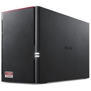 バッファロー リンクステーション 贈答 RAID機能搭載 4TB 高速モデル ネットワークHDD お値打ち価格で