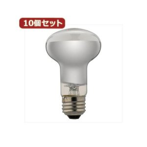 <title>お歳暮 YAZAWA 10個セット 長寿命レフ電球 RF100110V57WLX10</title>