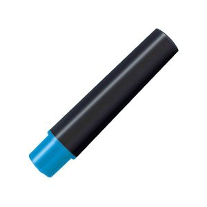 (まとめ) ゼブラ 水性マーカー紙用マッキー(太+細)用インクカートリッジ ライトブルー RWYT5...