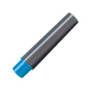 (まとめ) ゼブラ 水性マーカー紙用マッキー極細用インクカートリッジ ライトブルー RWYTS5-L...