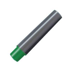 (まとめ) ゼブラ 水性マーカー紙用マッキー極細用インクカートリッジ 緑 RWYTS5-G 1パック...