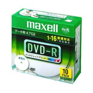 <title>まとめ 物品 マクセル データ用DVD-R 4.7GBワイドプリンタブル 5mmスリムケース DR47WPD.S1P10S A 1パック 10枚 〔×5セット〕</title>