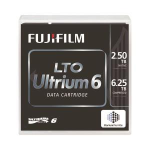 富士フイルム LTO Ultrium6データカートリッジ バーコードラベル 海外限定 人気ブランド多数対象 縦型 付 2.5TB UL-6 OREDPX5T1箱 FB 5巻
