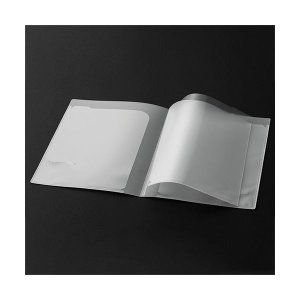 <title>まとめ TANOSEE クリアポケットホルダーA4タテ 見開きA3 4ポケット 1枚 直送商品 〔×30セット〕</title>