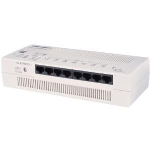 パナソニックESネットワークス 8ポート ◆在庫限り◆ Switch-S8PoE 卓越 PoE給電スイッチングハブ