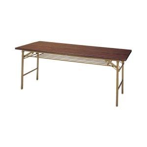 【商品名】 ジョインテックス 脚折りたたみテーブル DS-2R